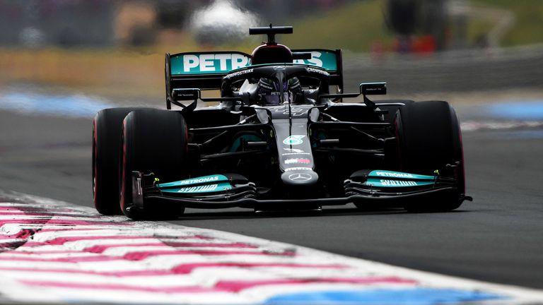 (НА ЖИВО) Битката за Гран При на Франция завързва борбата за титата във Формула 1
