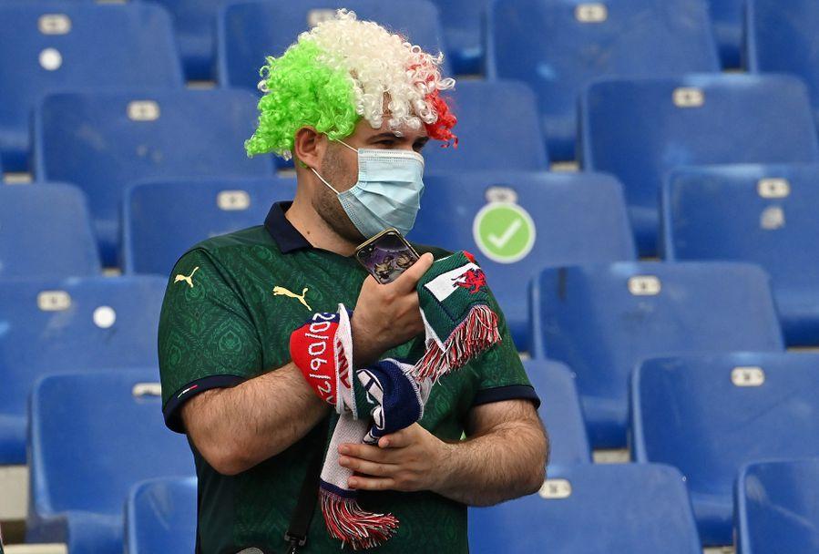 Феновете на Италия - Уелс