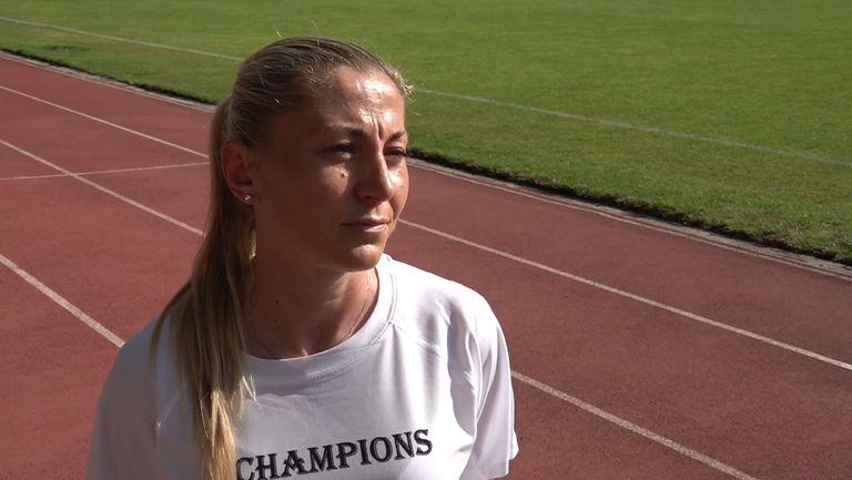 Силвия Радойска: НСА може да израстне, когато среща силни отбори