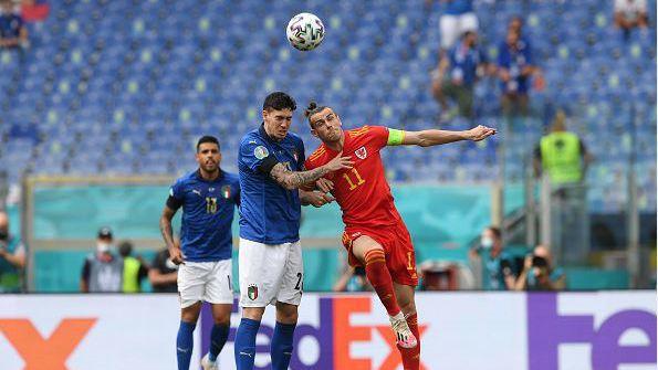 Пестелива Италия подчини драконите за трета победа на Евро2020
