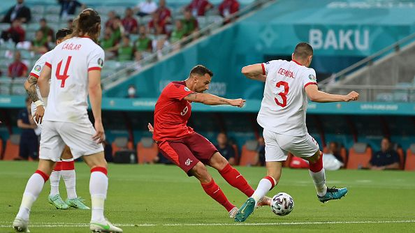 Харис Сеферович даде ранен аванс на Швейцария срещу Турция
