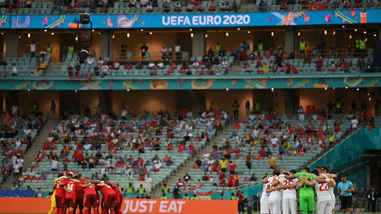06' Швейцария - Турция 1:0
