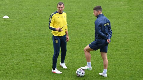 Шевченко: Забранил съм на играчите да мислят за равенство