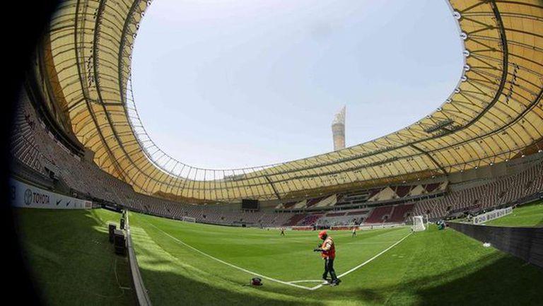 Катар няма да пуска неваксинирани фенове на Мондиал 2022