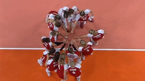 Русия - Полша (жени)  2:3