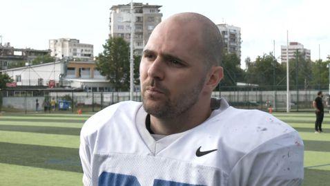 Александър Щерионов: Има огромно желание в отбора, тепърва ще се развиваме