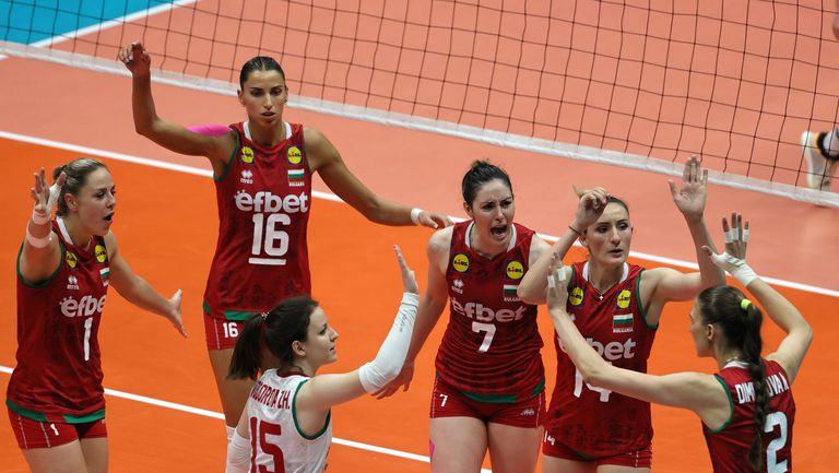 България спечели Златната европейска лига в Русе