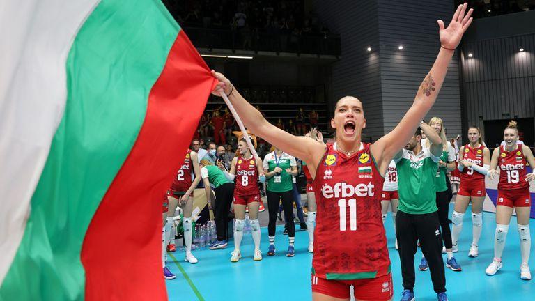 Христина Вучкова: Искахме цялата публика да усети какво е да си на терена! Много важен трофей като натрупан опит