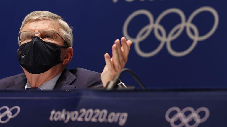 МОК напомни на спортистите да носят предпазни маски на Игрите в Токио