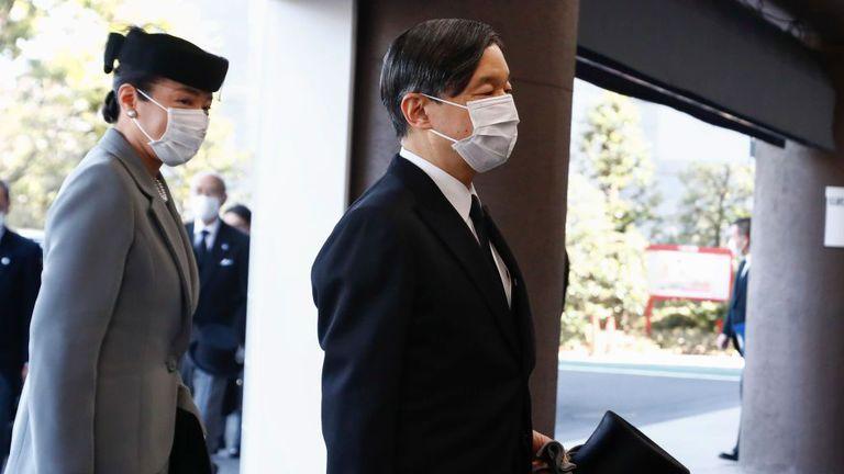 Императорът на Япония ще присъства откриването на Oлимпийските игри в Токио