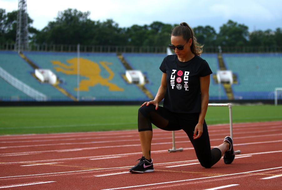 Интервю с  Инна Ефтимова с очакванията й за Олимпиадата в Токио