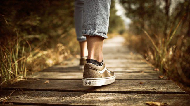 Най-приятното отслабване: Ходене през лятото (+ план на тренировките)
