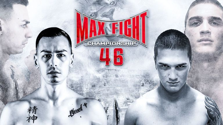Теодор Христов срещу румънец на MAXFIGHT 46