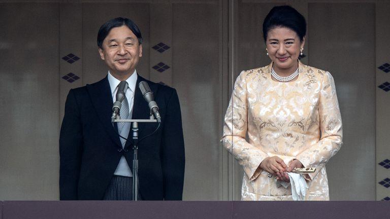Императрицата на Япония няма да присъства на откриването на Токио 2020