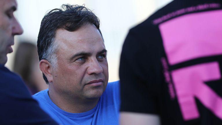 Николай Митов: Излизаме срещу един от най-големите отбори, подкрепян от половин България