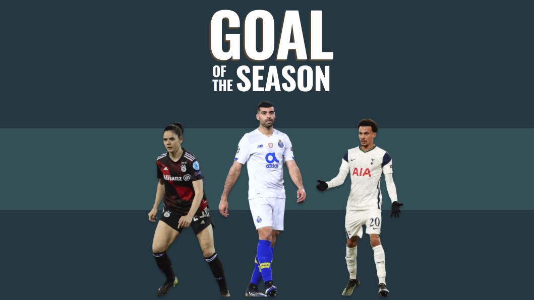 УЕФА обяви номинациите за гол на сезона в европейските турнири