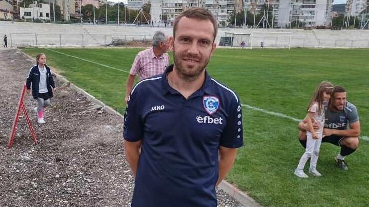 Васил Петров: Спартак (Варна) е неприятен отбор за всички във Втора лига