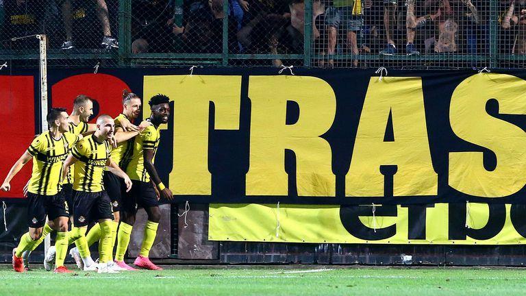 Ботев 0:0 Берое, по една греда за двата тима
