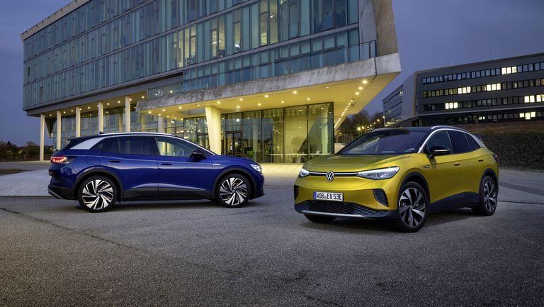 Volkswagen подобрява функционалността на всички ID. модели