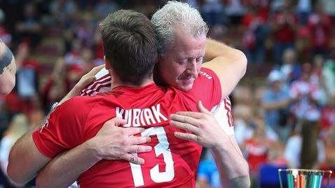 Витал Хейнен: Никога не съм плакал толкова! В сърцето си винаги ще бъда треньор на Полша 🏐