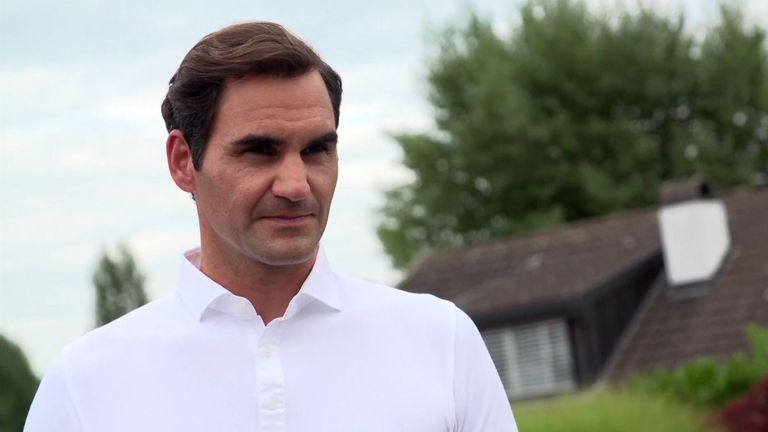 Федерер: Нямам търпение да се завърна на корта, но трябва да съм търпелив