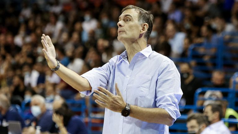 Барцокас: Новобранци сме, искаме да вдигнем шум и да спечелим титлата