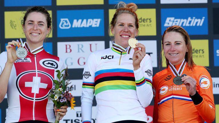 Нидерландка стана световна шампионка в индивидуалния часовник