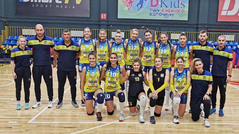 Марица стартира с победа турнира в Украйна