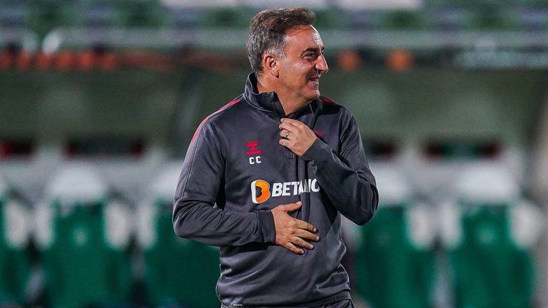 Треньорът на Брага: Интересува ни единствено победата