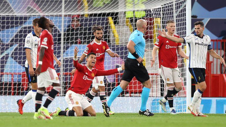 Манчестър Юнайтед 1:2 Аталанта