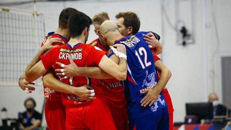Тодор Скримов с 15 точки, Енисей с втора поредна победа в Русия