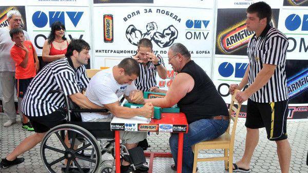 Кърджалийски клуб за хора с увреждания изпраща петима състезатели на Европейското по канадска борба