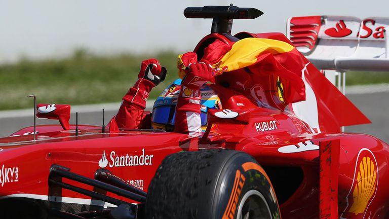 Алонсо: Ферари не бяха готови за титлата с мен или Фетел