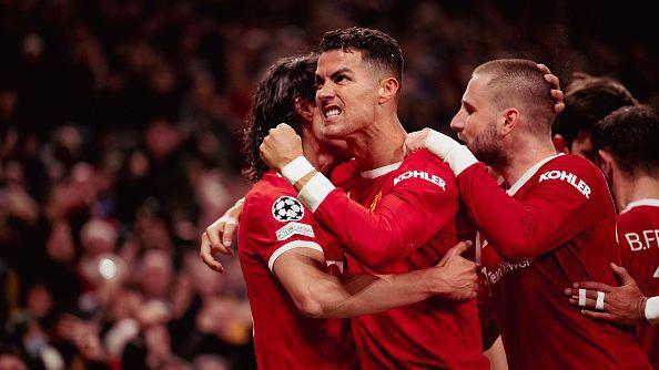 """Роналдо отново блести на """"Олд Трафорд"""", Манчестър Юнайтед с впечатляващ обрат срещу Аталанта"""