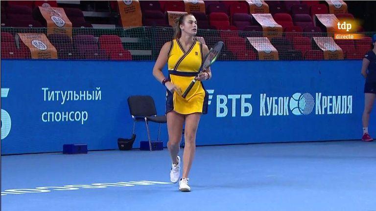 Сабаленка и Мугуруса се класираха за 1/4-финалите в Москва
