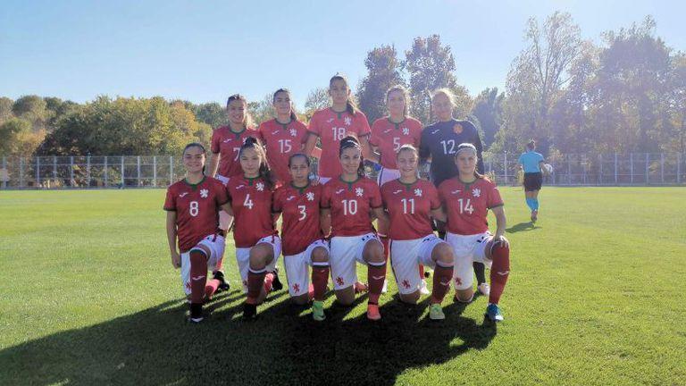 Националките ни до 19 години започнаха с разгромна победа в европейските квалификации
