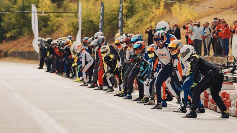 Уникални кадри от единственото 24-часово моторспорт състезание в България