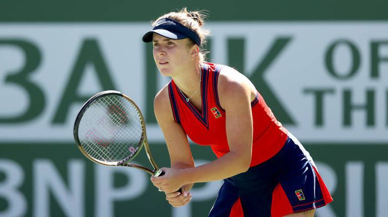 Тийнейджърка отстрани Елина Свитолина още на старта на турнира в Тенерифе