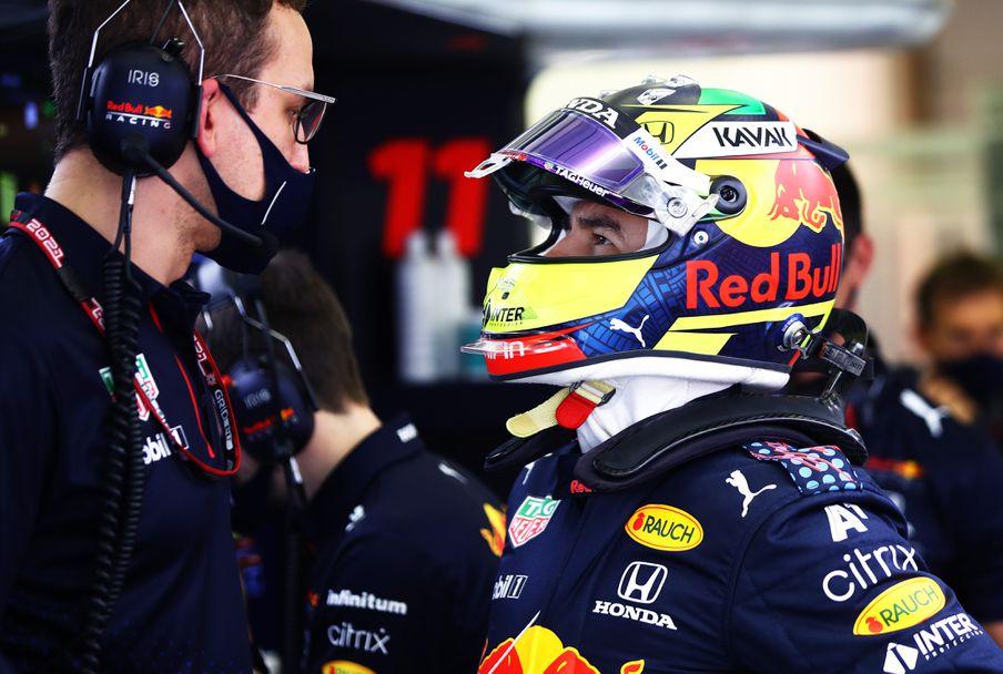 Серхио Перес, Ред Бул, Бахрейн, Формула 1