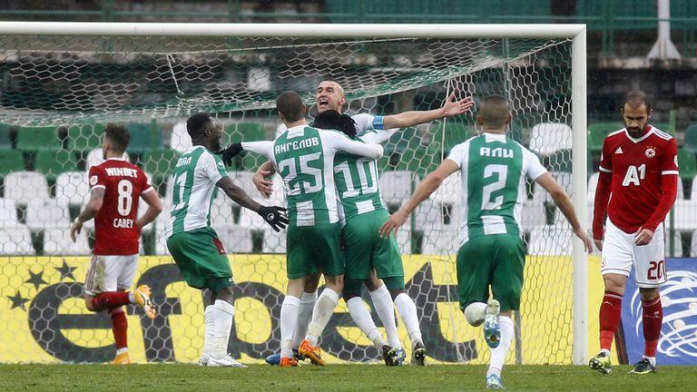 Мартин Камбуров заби гол №250 след точно изпълнение на дузпа срещу ЦСКА-София