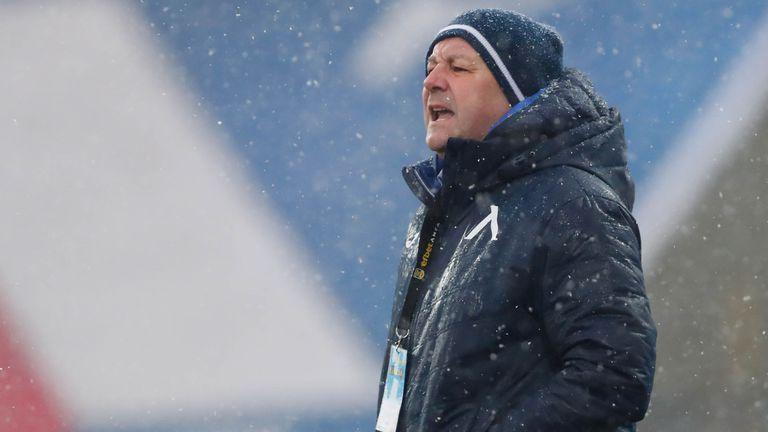 Славиша Стоянович разочарован от представянето на Левски срещу Лудогорец