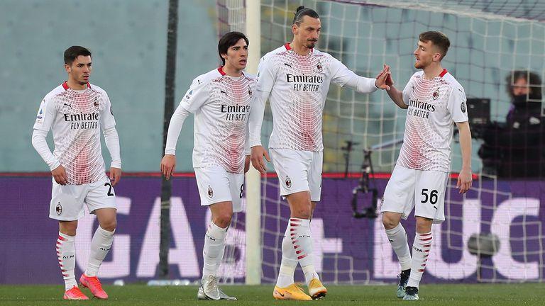 Милан показа силен дух и спечели зрелищен мач във Флоренция (видео)