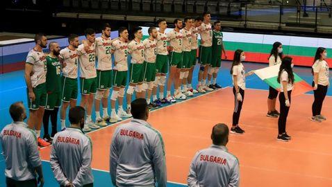 България започва подготовка за Лигата на нациите с 15 играчи и двама дебютанти