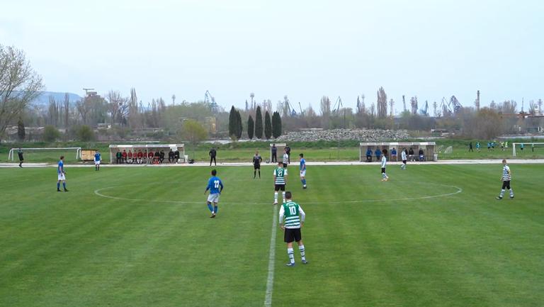 (U15) Черно море - Спартак (Варна) 4:0