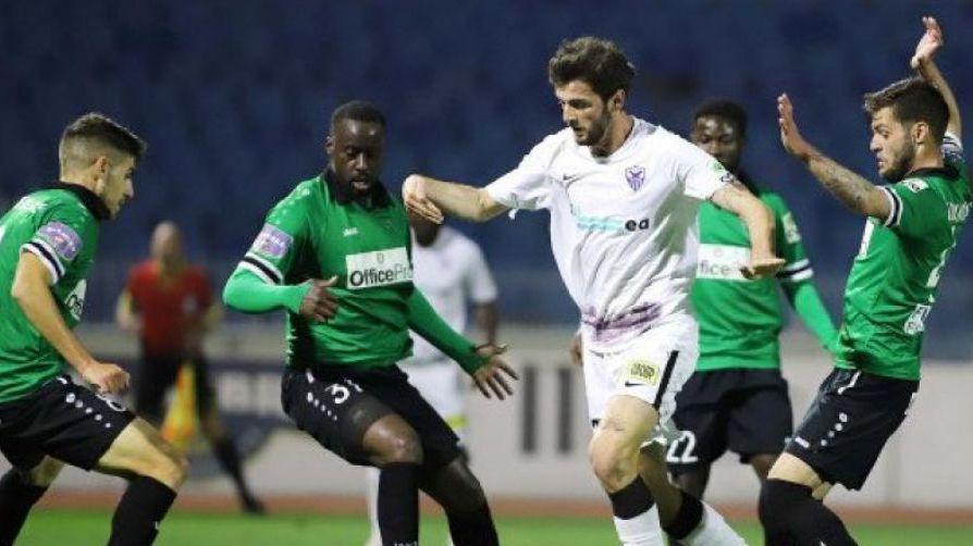 Олимпиакос (Никозия) се класира на финал за Купата на Кипър, но Костов не игра