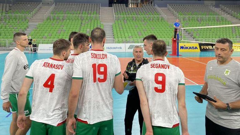 България загуби от Сърбия във втория ден на турнира в Словения (видео)🏐🇧🇬