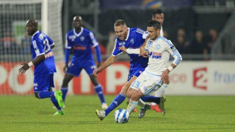 Марсилия е на 1/4-финал за Купата на Лигата след голово шоу