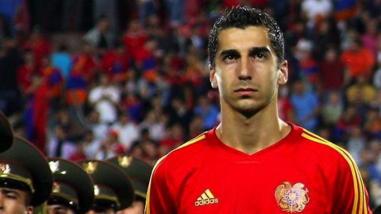 И тази година няма по-добър от Мхитарян в Армения