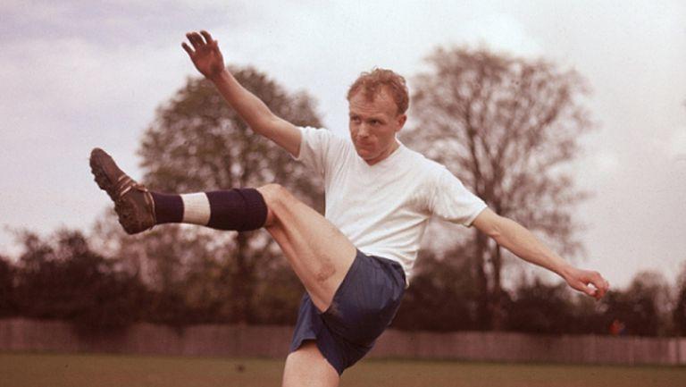 Почина легенда на английския футбол
