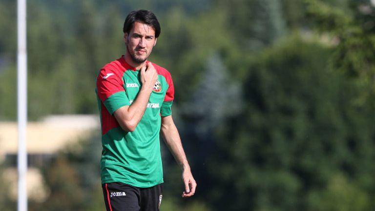 Попето: Бербо ще се върне с гръм и трясък в българския футбол